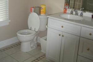 Scheipeter Bathroom Remodeling St Louis Joyce Before