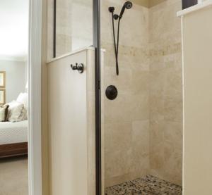 Scheipeter Bathroom Remodeling St Louis in Mactan Stones