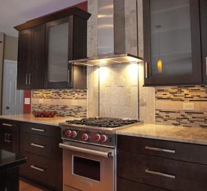 Scheipeter Kitchen Remodeling St. Louis Coffee Brown Motiff