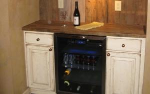 Scheipeter Kitchen Remodeling St Louis Drinks Rack