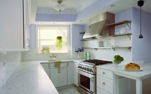 Scheipeter Kitchen Remodeling St. Louis Light Blue Motiff