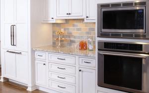 Scheipeter Kitchen Remodeling St. Louis White Motiff